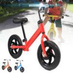 Оригинал 12-дюймовый детский велосипед No-Pedal Learn Ride Strider Pre Bike Регулируемое сиденье