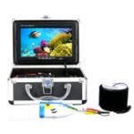 Оригинал 7 дюймов 20M WiFi Белый LED Видеорегистратор Подводное море Рыбалка камера Fish Finder