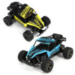Оригинал 1/18 2.4Ghz High Speed ​​RC Авто Rock Crawler Racing Авто RC Truck Off Road
