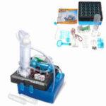 Оригинал Greenex 38807 H2O Насос Вода Recycle SystemScience Эксперимент Игрушка Коллекция подарков с упаковкой Коробка