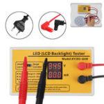 Оригинал 0-320V Выходной сигнал All Size LED LCD Тестер подсветки телевизора Meter Инструмент для LED Ремонт телевизора