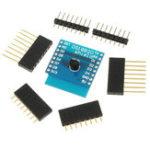 Оригинал 10Pcs Модуль Wemos® DS18B20 для измерения температуры Mini DS18B20 для модели D1 Датчик