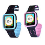 Оригинал Bakeey GM09 1.44 дюймовый LBS + GPS мониторинг SMS SIM камера Kids Smart Watch