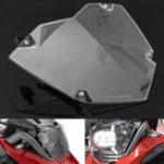 Оригинал Передняя фара Защитная крышка Объектив Протектор для BMW R1200GS ADV WC 13-17