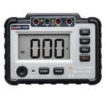 Оригинал  VC60B+ Цифровой измеритель сопротивления изоляции Megger MegOhm Meter 250/500 / 1000V DC