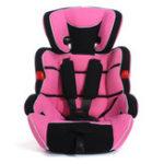 Оригинал РозовыйКабриолетРебенокДетскийАвтоГруппа безопасности Seat & Booster Seat Group 1/2/3 9-36 KG Series C