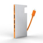 Оригинал 6-In-1 Type-C Hub Многофункциональный с Type-C Питание 4K HD SD / TF Card Reader USB 3.0 HUB