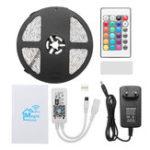 Оригинал WiFi Wireless LED Интеллектуальный контроллер Работает с ECHO Alexa для GRB Светодиодный Полосы Водонепроницаемы