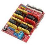Оригинал Arduino CNC Shield V3 Плата расширения для 3D-принтера