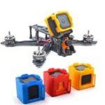 Оригинал GEPRC 3D Печатная версия камера Защитная Чехол Для GoPro Сессия / Foxeer Коробка Спорт CAM для RC Racing Дрон