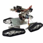Оригинал DoArm T900 Robot Tank Авто Шасси с S7 Robot Arm Claw для Arduino
