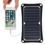 Оригинал 8.6W Портативный На открытом воздухе Солнечная Зарядное устройство Power Panel для Samsung IPhone Планшетный компьютер