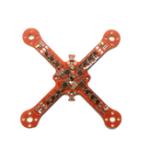Оригинал MXK X83 83 мм Колесная база 1.6 мм Подлокотник Пластина AIO 5A BLheli_S BB2 DShot600 1-2S ESC для RC Дрон
