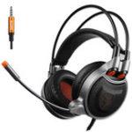 Оригинал Sades SA-929 USB 3.5 мм 7.1 Виртуальная канальная акустическая гарнитура с Микрофон