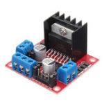 Оригинал DC5-35V L298N Dual H Bridge DC5-35V Stepper Мотор Модуль контроллера контроллера