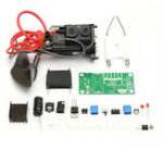 Оригинал DIY Booster Высоковольтный генератор Плазменная музыка Arc Speaker ZVS Tesla Coil Набор