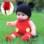 Оригинал 22inch Силиконовый Reborn Baby Dolls Girl Lifelike Baby Newborn Doll Handmade Gift
