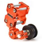 Оригинал Болт натяжителя цепи регулятора Ролик мотоцикл Измельчитель крутильных трещотки ATV