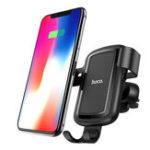 Оригинал HOCOCW1210WQC3.0Быстраязарядка QI Wireless Авто Держатель для телефона с зарядным устройством для iphone X 8 для Samsung S8