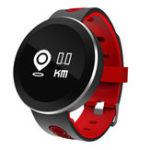"""Оригинал BakeeyQ70,95""""OLEDКровяноедавление кислорода усталость Сердце Скорость сна Монитор Smart Watch"""