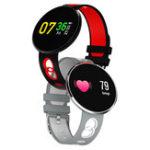 "Оригинал BakeeyCF006H0,96""IPSЦветнойэкран Кислородное давление Сердце Рейтинг Монитор Шагомер Smart Watch"