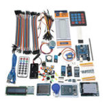 Оригинал UNO R3 Стартер Набор RTC 1.8 дюймов SPI TFT LCD1602 RFID BMP180 PIR Датчик Для Arduino