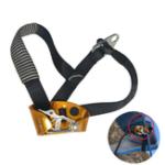 Оригинал Правая нога Ascender Riser Universal На открытом воздухе Скалолазание Альпинистское снаряжение