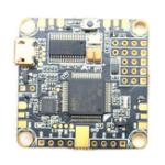 Оригинал Betaflight F4 Контроллер полета Встроенный OSD BEC PDB и текущий Датчик для RC FPV Racing Дрон