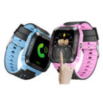 Оригинал Y22S-ребенокSmartWatchSmartwatchсGPS трекер слотом для SIM-карт Anti-Lost Smart Watch