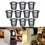 Оригинал 10Pack Многоразовые корзины Мой K-cup Замена многоразового фильтра для фильтра Keurig