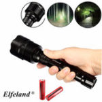 Оригинал Elfeland 3x XM-L T6 3000LM 5Modes Dimming Super Bright Headlamp LED Фонарик + 2×18650