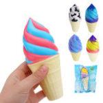 Оригинал Squishy Ice Cream 15.4 * 6.2 * 6.2cm Медленный рост с подарком коллекции упаковки Soft Игрушка