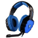 Оригинал SADES A70 USB 7.1 Surround Sound Stereo Breathing Light Gaming Наушники с Микрофон