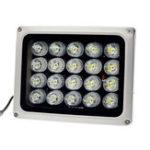 Оригинал 12V 20Pcs IR Светодиоды Array Illuminator Infrared Лампа IP65 850nm Водонепроницаемы Ночное видение для CCTV камера