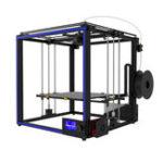 Оригинал TRONXY® X5S-400 DIY Алюминиевый трехмерный принтер Набор 400 * 400 * 400 мм Размер большой печати с двойным стержнем оси Z / HD LCD Экран / двойной вентилятор