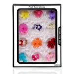 Оригинал 12 цветов Ногти Советы по искусству DIY Наклейка для украшения