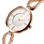 Оригинал SKK0020DiamondDialЧехолЖенские наручные часы из нержавеющей стали