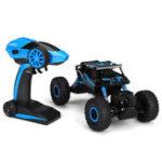 Оригинал HB-P1801 2.4GHz 4WD 1/18 Шкала 4×4 Rock Crawler Внедорожник для автомобиля RC Авто Грузовик