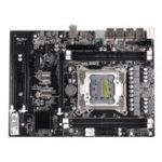 Оригинал X79 Универсальная материнская плата материнской платы ATX для LGA2011 с 4 слотами памяти