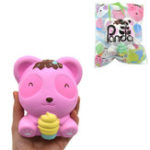 Оригинал Kiibru Panda Squishy 11.5cm Медленное восхождение с подарком коллекции упаковки Soft Toy