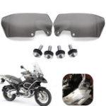 Оригинал мотоцикл Дефлекторы ветра Устойчивость к царапинам PMMA для BMW R1200GS 04-12