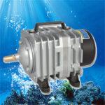 Оригинал 35W 220V 65L / min Резервуар для рыбы Аквариум Воздух Насос Кислородный аквапонический гидропонный пруд