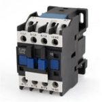 Оригинал 380V 50 / 60Hz Контактор переменного тока 12A 3-фазный Мотор Стартовая релейная катушка
