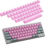 Оригинал PBT Keycaps Основные крышки для Topre Realforce Емкостные Клавиатура