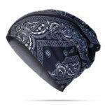 Оригинал Мужчины Женское Печать Многофункциональная шапочка