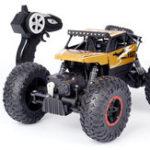 Оригинал Dadgod1/182.4G4WDRCRacing Авто High Speed Rock Crawler Bigfoot Climbing Truck Toys RTR