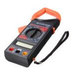 Оригинал 1000 Amps Digital Мультиметр Зажим Тестер Текущий измеритель LCD Дисплей С Сумка