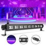 Оригинал 27W 385NM UV Auto Color Change LED Сценический свет для вечеринки Club Club Club