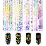 Оригинал Ногти Наклейка для искусства UV Гель DIY Украшение Набор