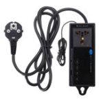 Оригинал E27 Цифровой рептильный термостат с контролем температуры с 220V 75mm Dia Керамический Теплоотвод Лампа Bulbs EU